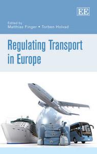 book regulating transport in eu