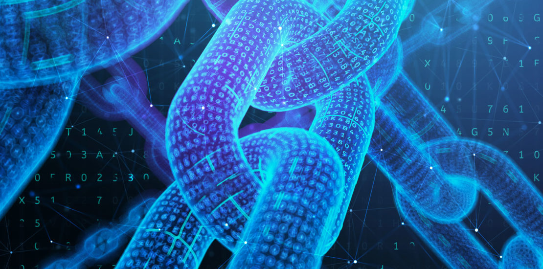Blockchain come infrastruttura